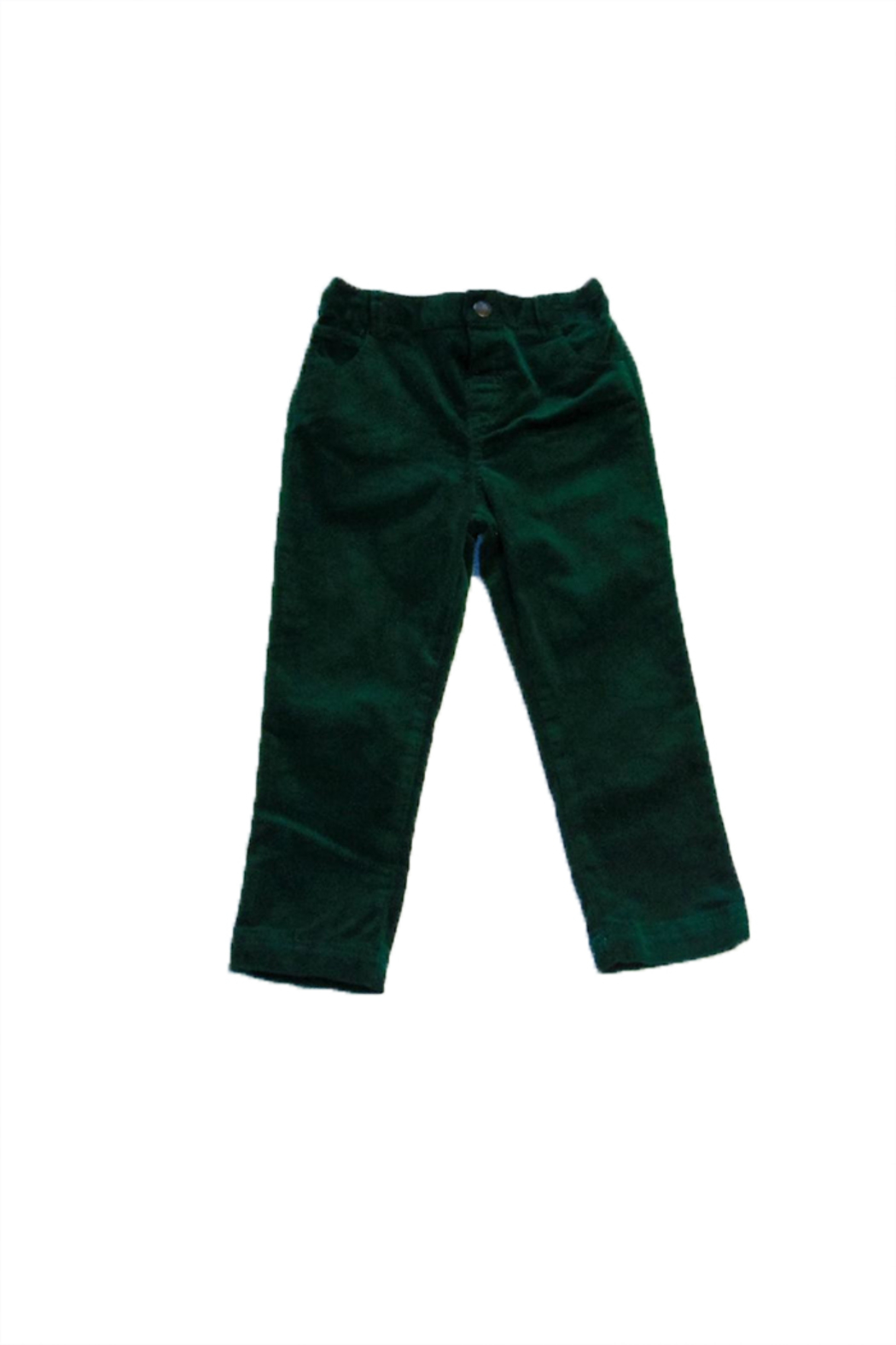 JoJo Maman Bebe Skinny Cord Trouser - Front Cropped Image