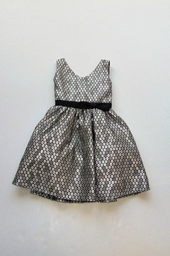 Jolene Canada Silver Dress - Product List Image