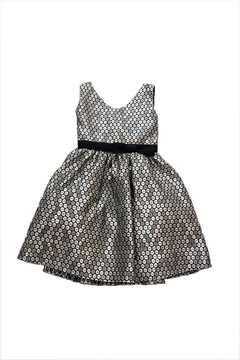 Jolene Canada Silver Dress - Alternate List Image