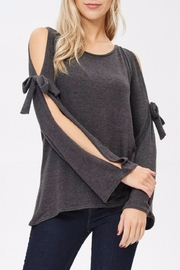 Jolie Brushed Tie Sleeve - Product Mini Image