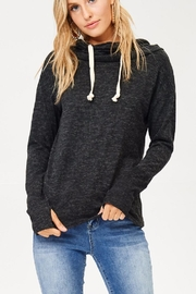 Jolie Heather Hoodie - Front cropped