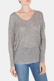 Jolie Dolman Sleeve Sweater - Product Mini Image