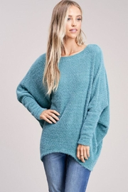 Jolie Dolman Sleeve Tunic - Product Mini Image