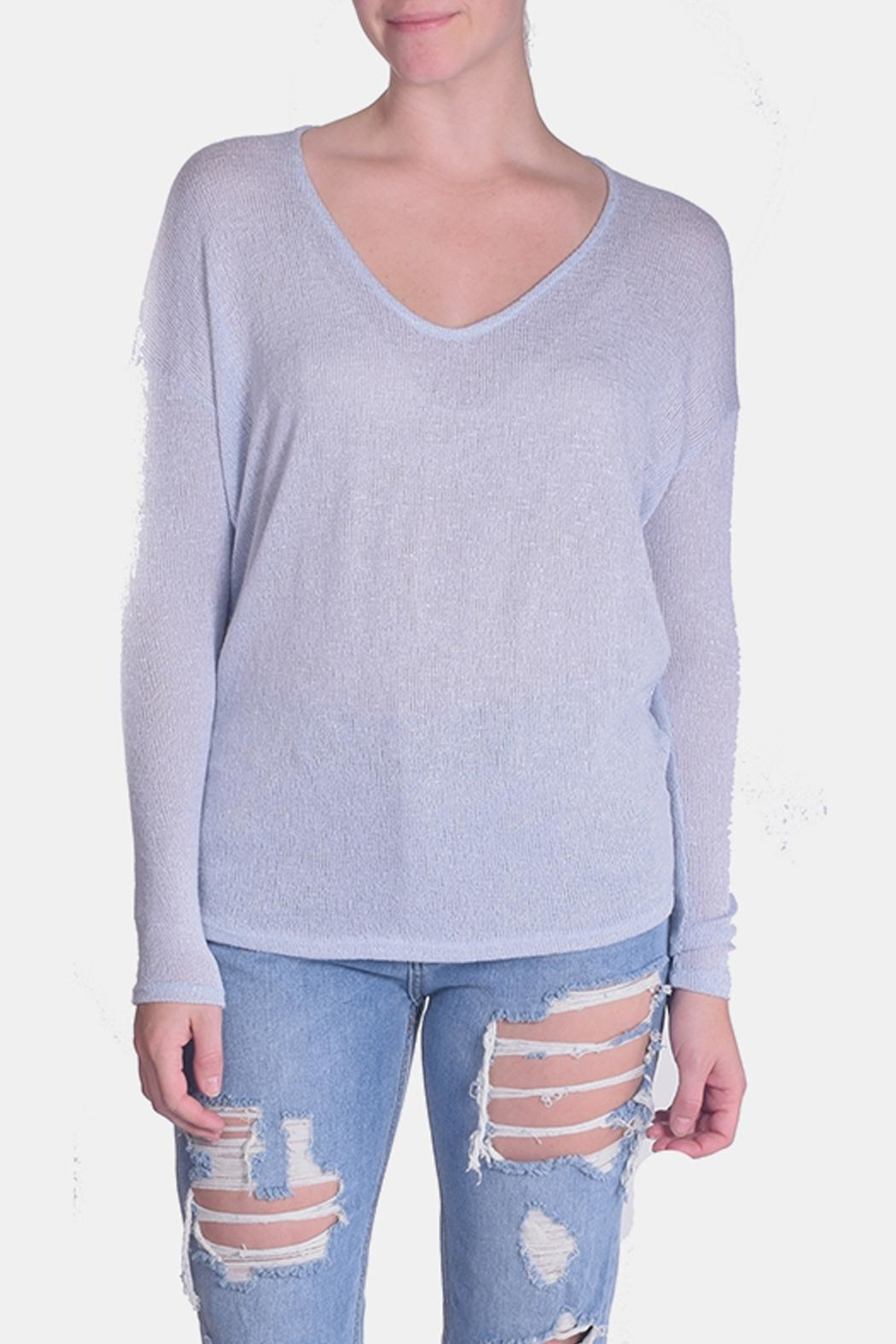 Jolie Essential Lightweight Sweater - Main Image