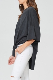 Jolie Front Knot Top - Front full body