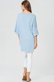 Jolie Front Knot Top - Side cropped