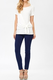 Jolie Knot Front Tee - Other