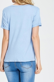 Jolie Knot Front Top - Side cropped