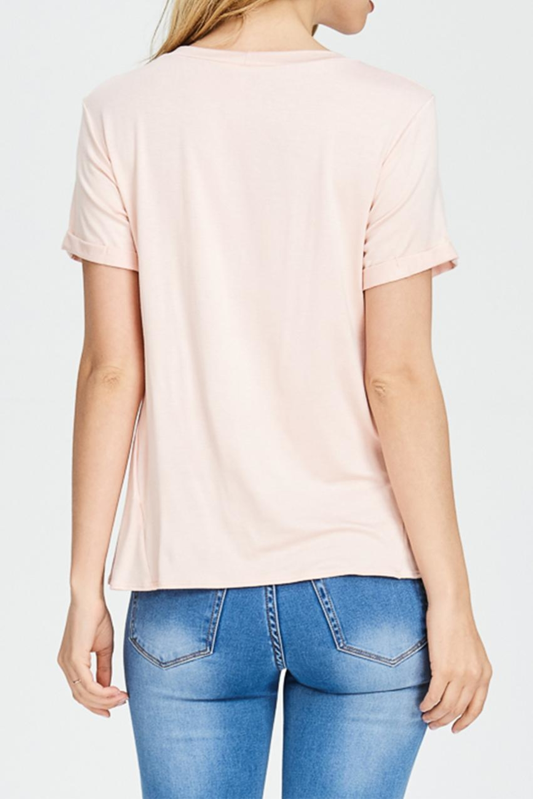Jolie Knot Front Top - Side Cropped Image