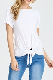 Jolie Knot Front Top - Front cropped