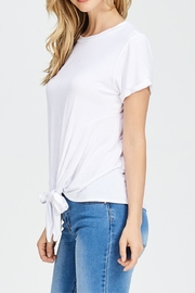 Jolie Knot Front Top - Front full body