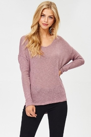 Jolie Long Sleeve Top - Product Mini Image