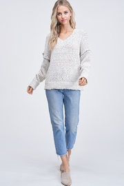 Jolie Loose Fit Sweater - Front cropped