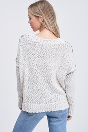 Jolie Loose Fit Sweater - Front full body