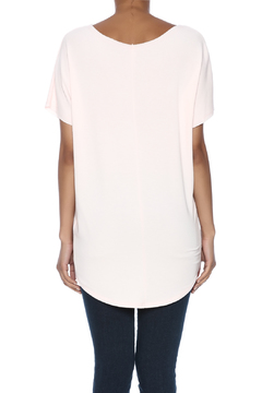 Jolie Oversized Soft Tee - Alternate List Image