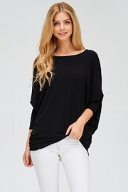 Jolie Oversized Top - Product Mini Image