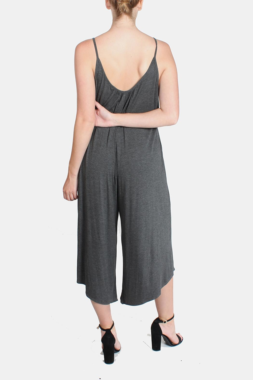 Jolie Relaxed Days Jumpsuit - Side Cropped Image