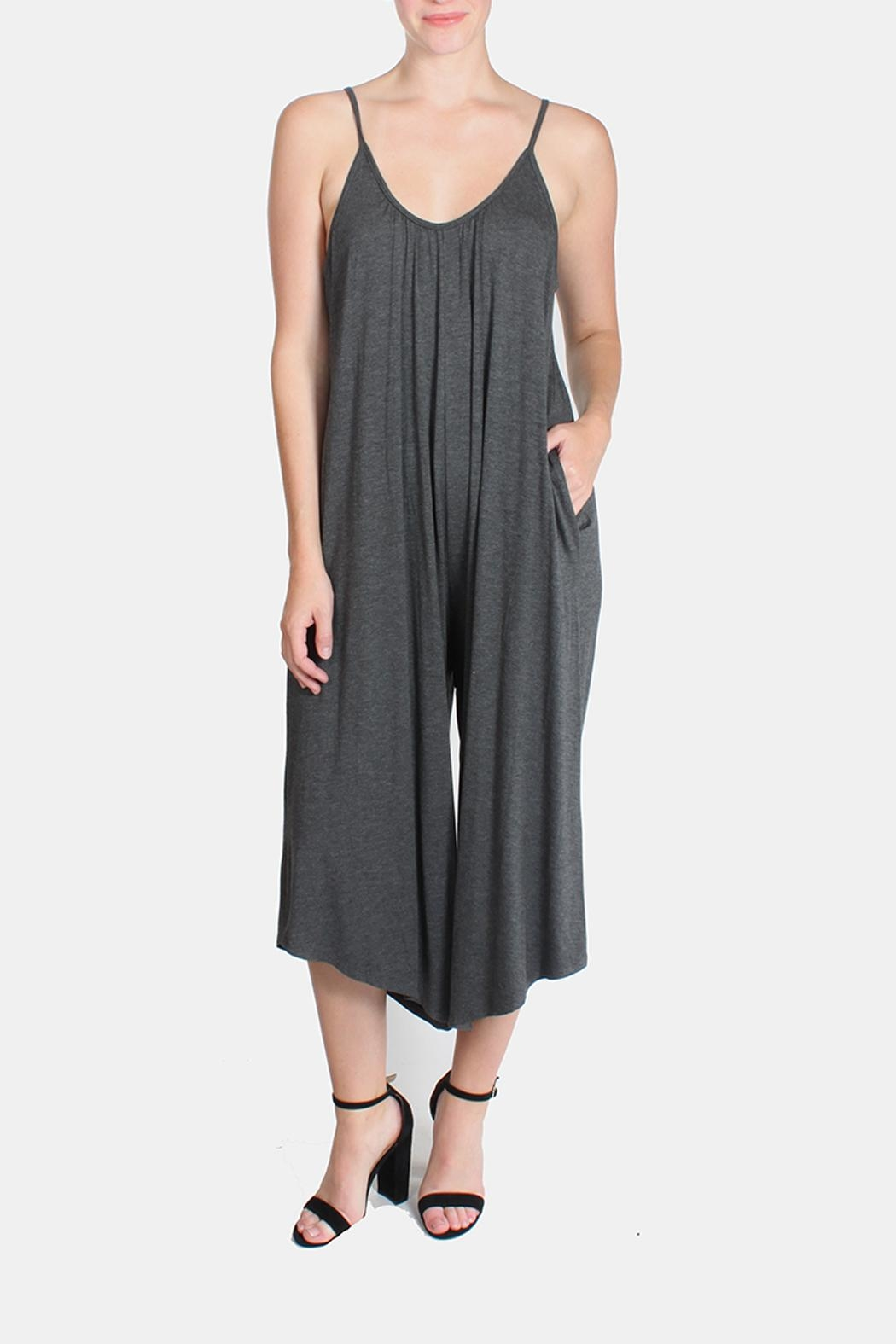 Jolie Relaxed Days Jumpsuit - Front Full Image