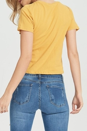 Jolie Rouched Tee - Other