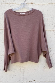 Jolie Softest Dolman Top - Product Mini Image