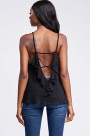 Jolie Strap Back Top - Product Mini Image