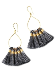 Bluma Project Jolie Tassel Earrings - Product Mini Image