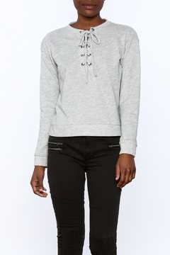 Jolie Tie Up Sweater - Product List Image