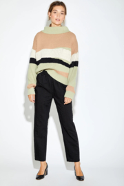 Callahan Jolie Turtleneck - Front full body