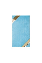 Jollity & Co Blue My Mind Guest Napkins - Product Mini Image