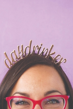 Jollity & Co Day Drinker Headbands - Alternate List Image