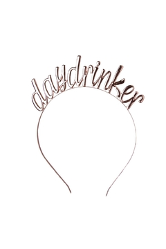 Jollity & Co Day Drinker Headbands - Product List Image