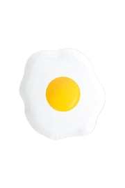 Jollity & Co Egg Dinner Plates - Front cropped