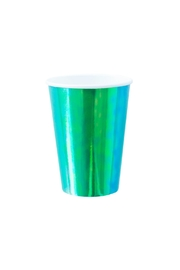 Jollity & Co Emerald City Paper Cups - Product Mini Image