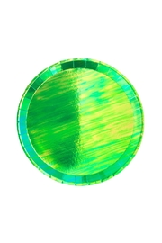 Jollity & Co Emerald City Round Dessert Plates - Product Mini Image