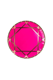 Jollity & Co Enchanté Dinner Plates, Pink - Product Mini Image