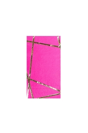 Jollity & Co Enchanté Guest Napkins, Pink - Product Mini Image