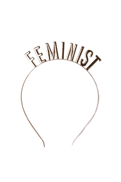 Jollity & Co Feminist Headbands - Product List Image
