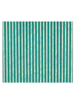 Jollity & Co Foil Paper Straws, Bubble Mint - Alternate List Image