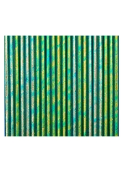 Jollity & Co Foil Paper Straws, Emerald City - Product Mini Image