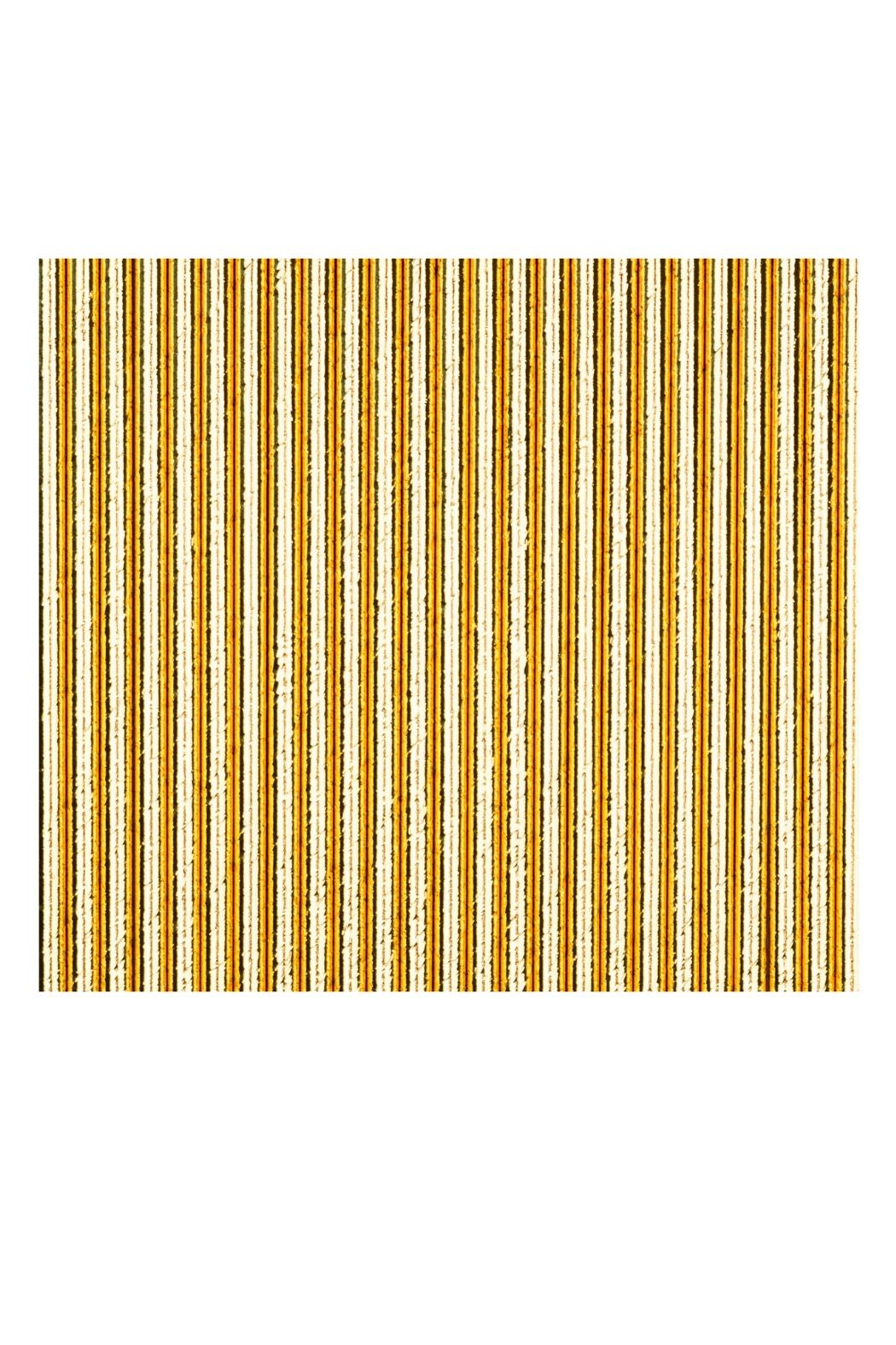 Jollity & Co Foil Paper Straws, Gold - Main Image