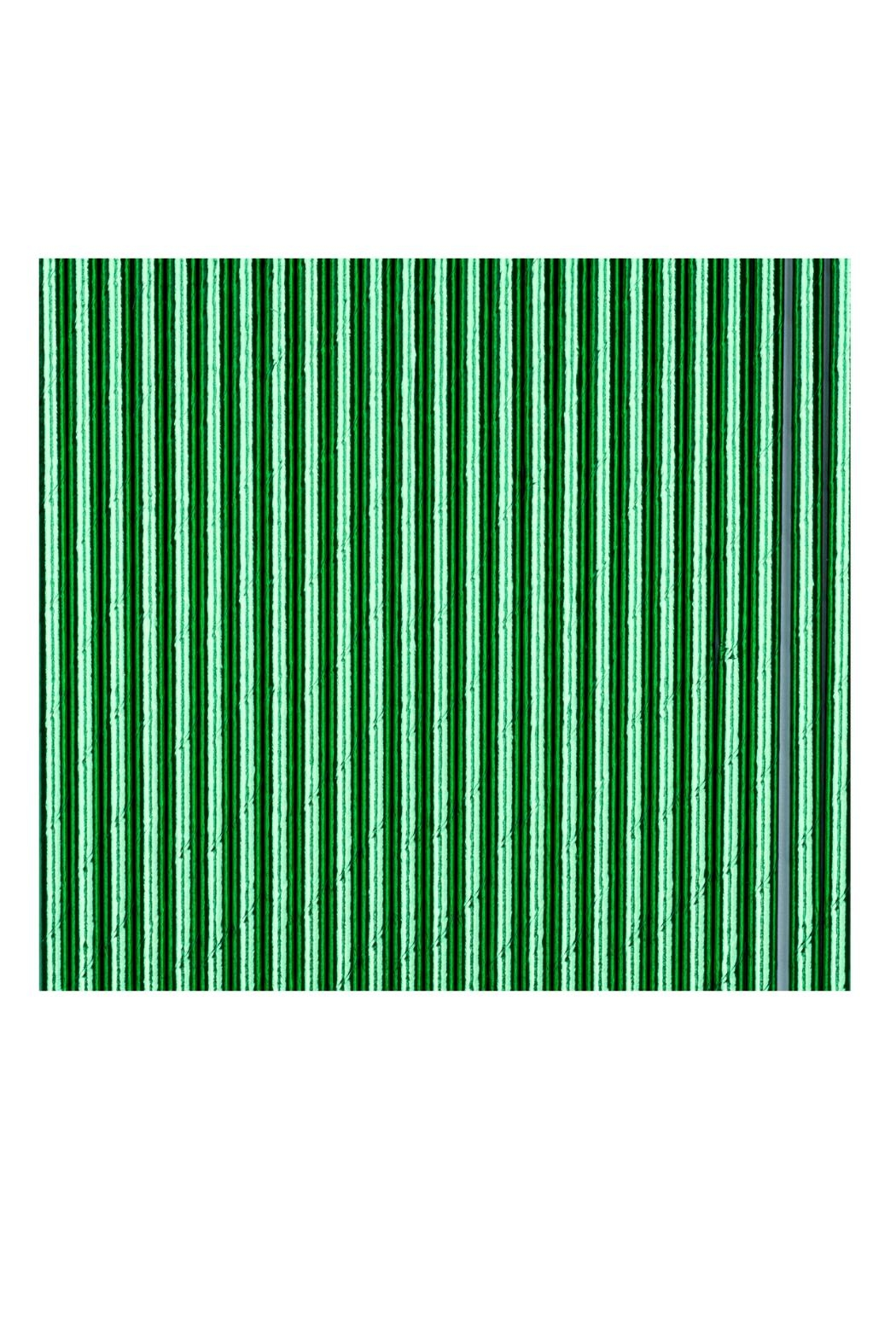 Jollity & Co Foil Paper Straws, Green - Main Image