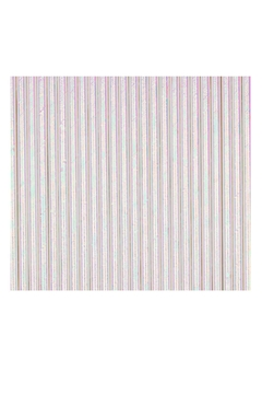 Jollity & Co Foil Paper Straws, Iridescent - Alternate List Image
