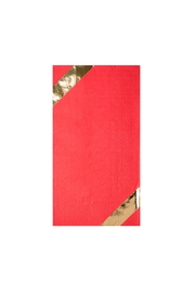 Jollity & Co Ruby Kiss Guest Napkins - Product Mini Image