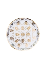 Jollity & Co Hey, Bae-Bee Dessert Plates - Front cropped