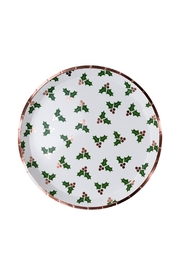 Jollity & Co Holly Dinner Plates - Product Mini Image