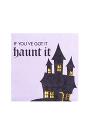Jollity & Co If You've Got It, Haunt It Cocktail Napkins - Product Mini Image