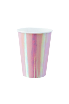 Jollity & Co Just Peachy Paper Cups - Alternate List Image
