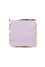 Jollity & Co Lilac You Lots Cocktail Napkins - Product Mini Image