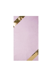 Jollity & Co Lilac You Lots Guest Napkins - Product Mini Image