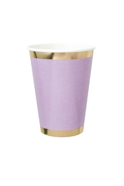 Jollity & Co Lilac You Lots Paper Cups - Product Mini Image